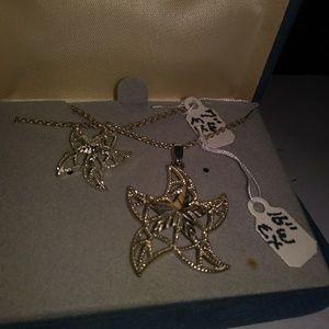 Bracelet /Necklace set